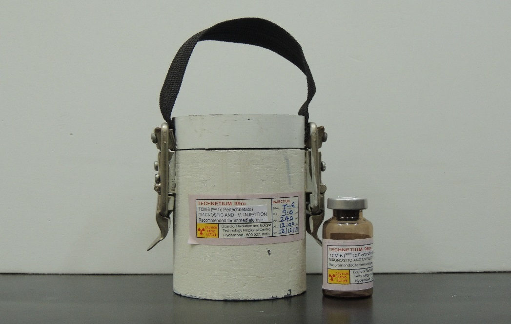 Ready-to-use [99mTc] Sodium Pertechnetate
